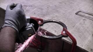 Cutting hardened steel