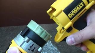 How to replace a Dewalt XRP drill gearbox