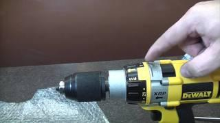 How to replace the clutch in a Dewalt XRP drill